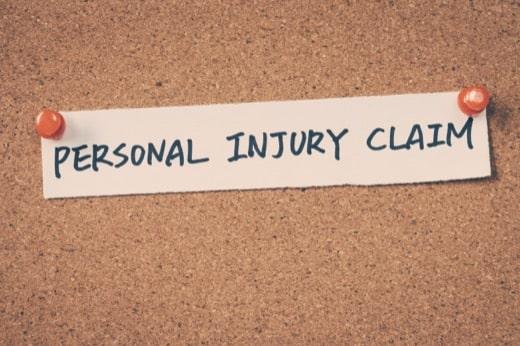Fayetteville Georgia personal injury claim attorney