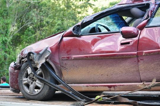 What Are the Most Common Types of Auto Accidents in Fayetteville, Georgia?