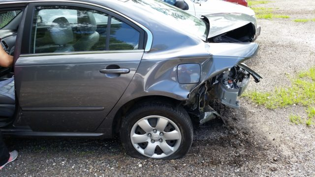 Rear End Car Accident – What Should I Do if Someone Rear Ended My Car in Fayetteville, Georgia?