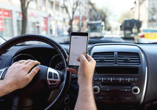 Georgia's Law against Distracted Driving
