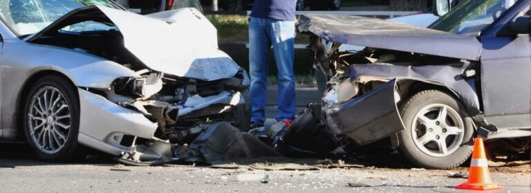 Car accident in Fayetteville, GA